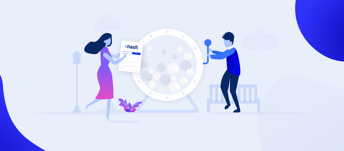Nash Extension and ICO lottery walkthrough
