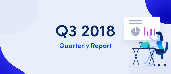 People and Technology: Quarterly Report Q3 2018