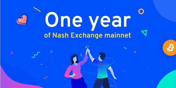 One year of the Nash Exchange: The unique features we've implemented and what's coming next