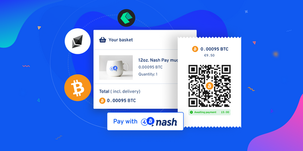 Nash Link: Why merchants will embrace simple crypto solutions