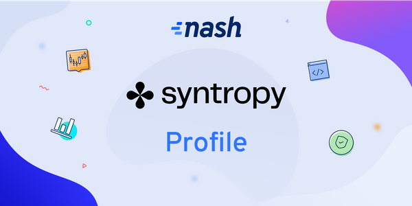 Profile: Syntropy (NOIA)